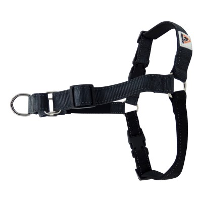 Harness Soft Training Medium Grey